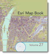 Esri Map Book - Thumbnail