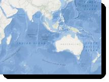 Ocean Basemap color style - Thumbnail