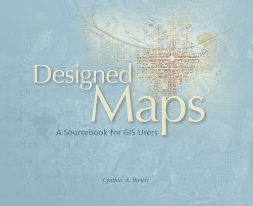 Link to Esri Press webpage for Design Maps