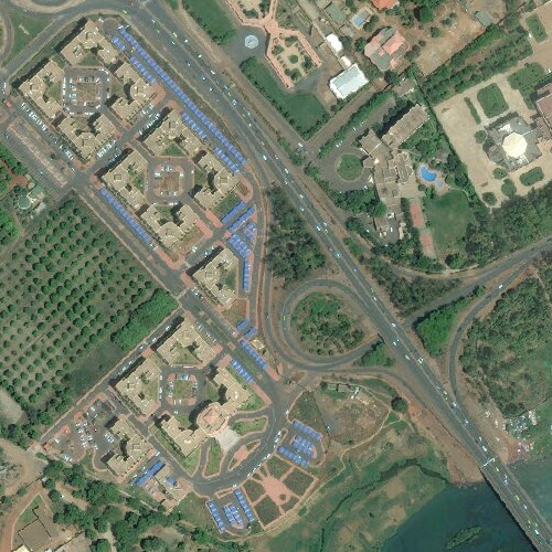 imagery for Bamako, Mali