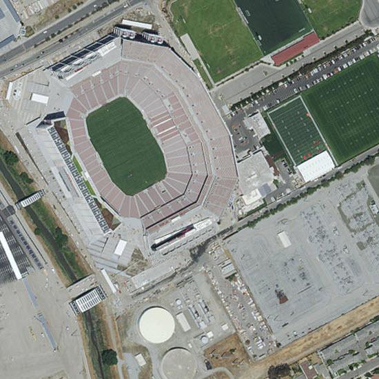 Levi's Stadium 2014
