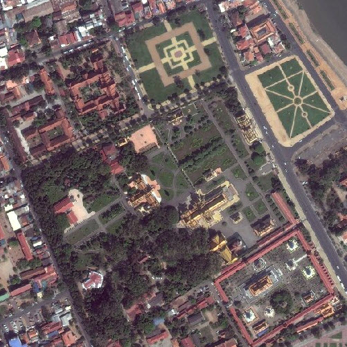 imagery for Phnom Penh, Cambodia
