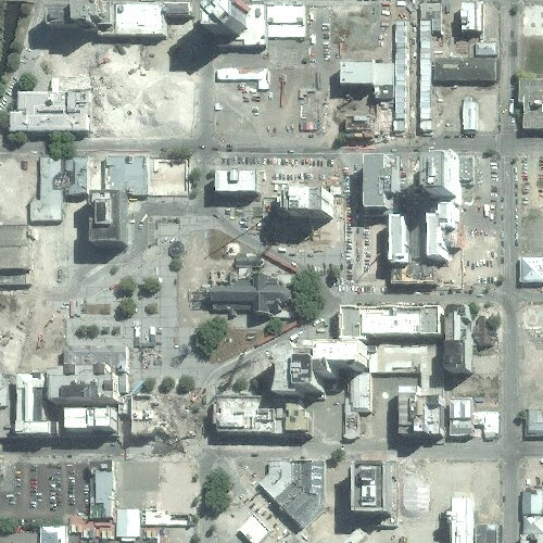 imagery for Christchurch, New Zealand
