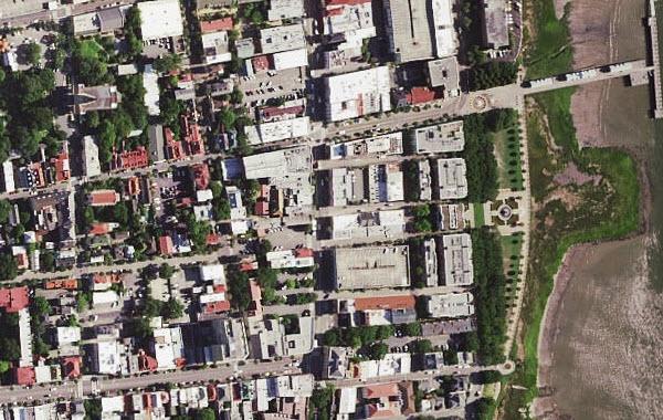 Charleston, SC (2015, NAIP 1m resolution)