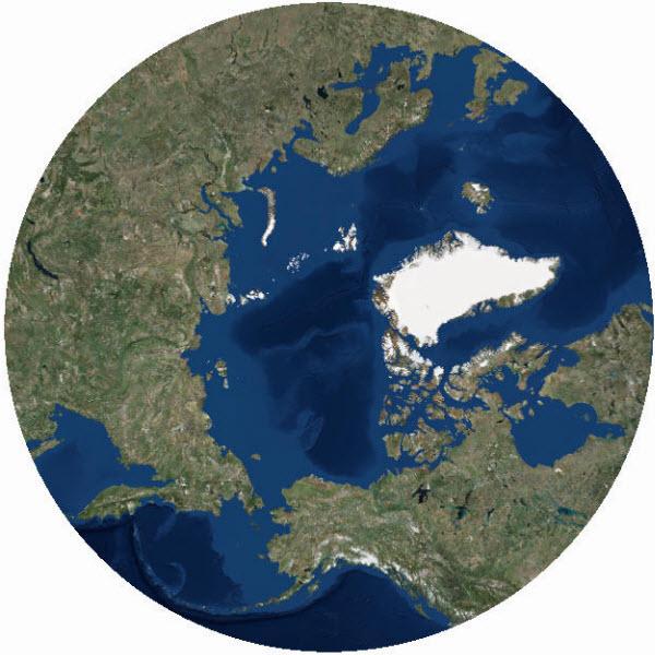 Polar Arctic Imagery
