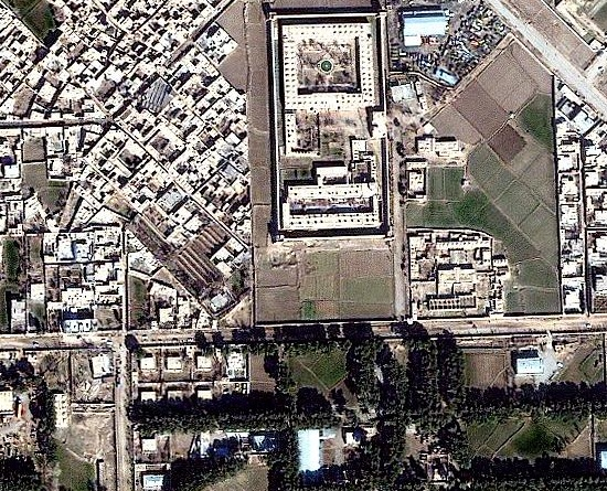 1m IKONOS imagery for Herat, Afghanistan