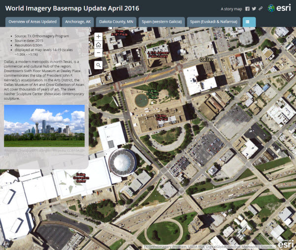 story map image