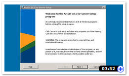 Installing ArcGIS 10.1 for Server on Windows