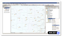 Publishing a map service to ArcGIS 10.1 for Server