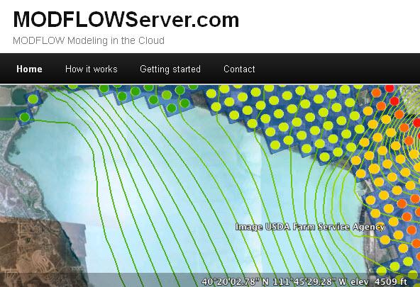 MODFLOW Server