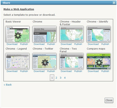 Sharling on ArcGIS Online