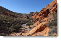 Hiking Red Rock Canyon thumbnail