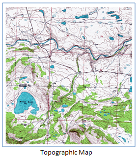 If Only This Topo Map Was More Interesting | GeoNet