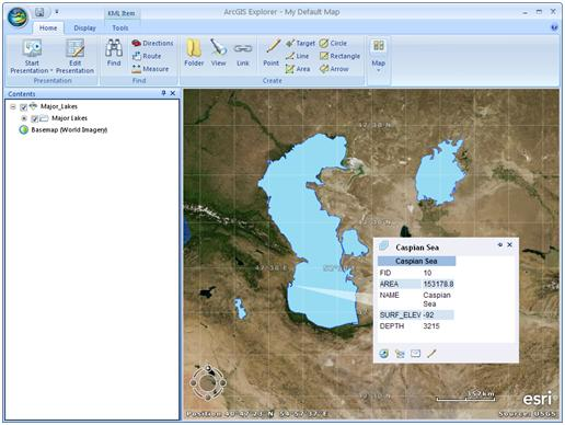 Creating KML files with Attribute Data | GeoNet, The Esri