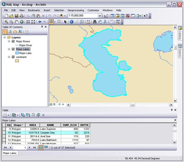Creating KML files with Attribute Data   GeoNet, The Esri